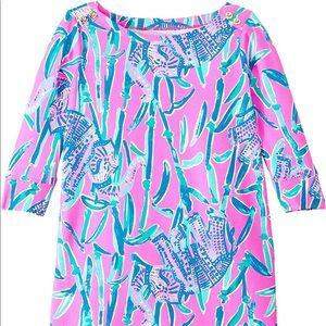 Lily Pulitzer NWT girls SPF 50 dress
